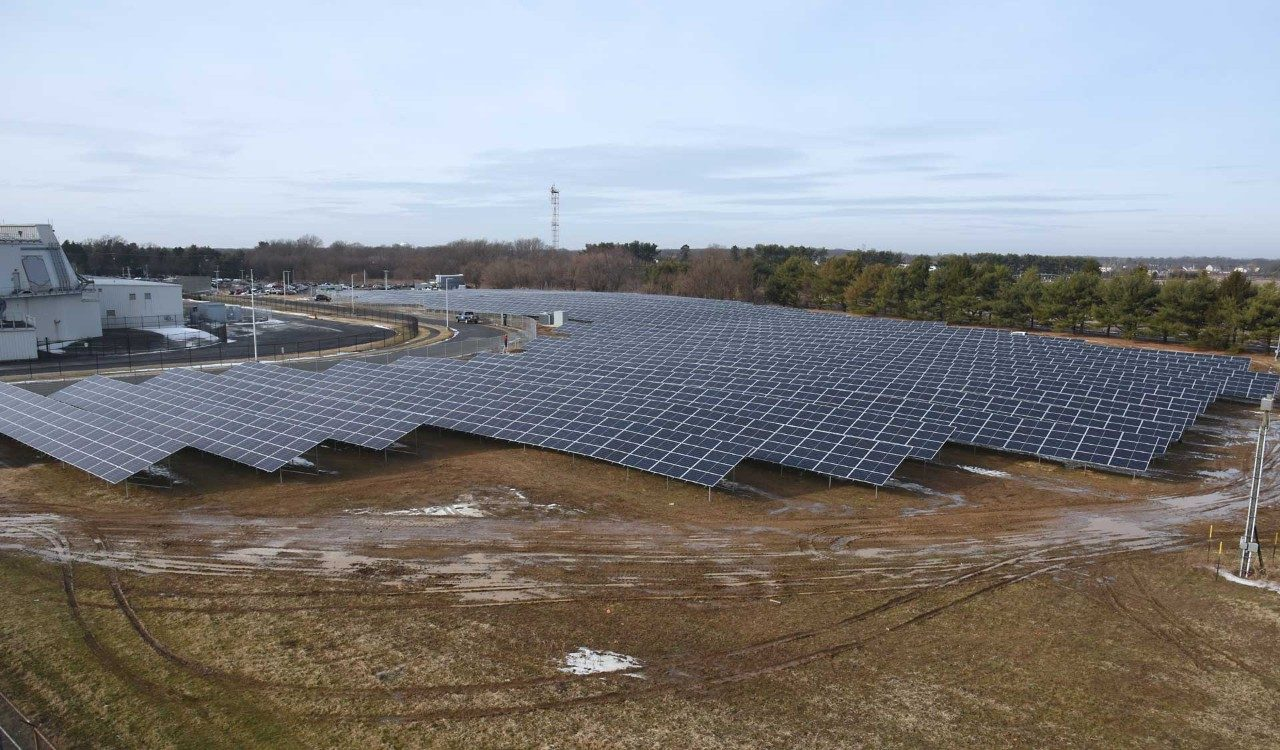 Moorestown Solar Farm